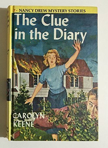 9780448195070: The Clue in the Diary (Nancy Drew, Book 7)