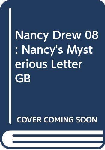 9780448195087: Title: Nancys Mysterious Letter Nancy Drew Book 8