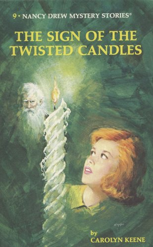 9780448195094: The Sign of the Twisted Candles (Nancy Drew, Book 9)