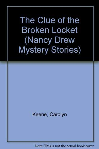 9780448195117: The Clue of the Broken Locket (Nancy Drew Mystery Stories)