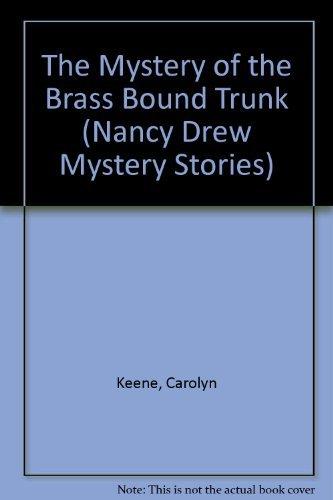 9780448195179: The Mystery of the Brass-Bound Trunk (Nancy Drew, Book 17)