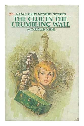 9780448195223: The Clue in the Crumbling Wall (Nancy Drew, Book 22)