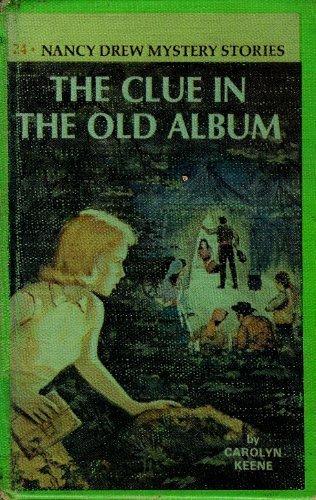 9780448195247: Nancy Drew 24: The Clue in the Old Album GB