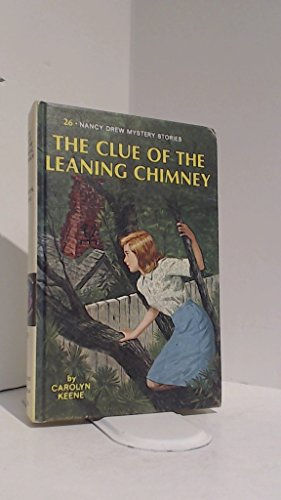 9780448195261: Nancy Drew 26: The Clue of the Leaning Chimney GB