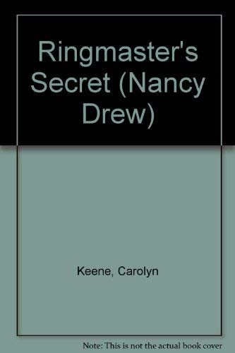 9780448195315: Ringmaster's Secret (Nancy Drew)