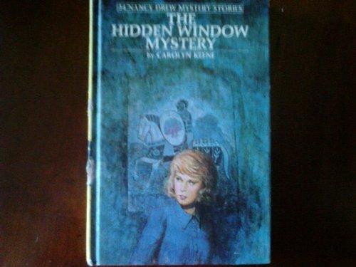 9780448195346: Nancy Drew 34: The Hidden Window Mystery