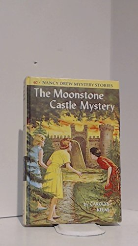 9780448195407: Moonstone Castle Mystery (Nancy Drew Mystery Stories)