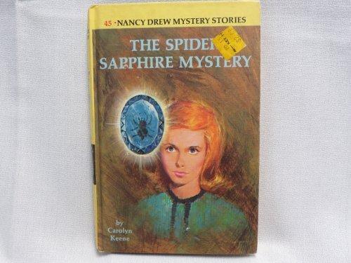 9780448195452: Nancy Drew 45: The Spider Sapphire Mystery GB