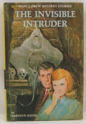 9780448195469: Nancy Drew 46: The Invisible Intruders GB