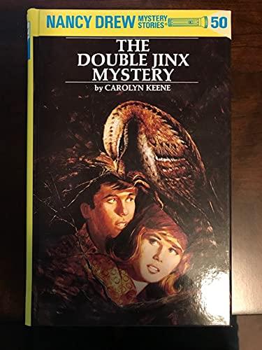 9780448195506: Nancy Drew 50: The Double Jinx Mystery GB