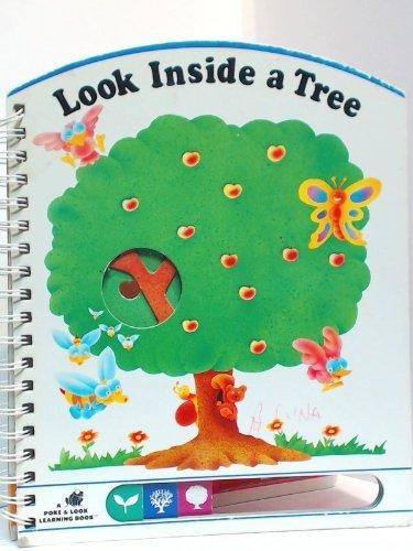 9780448210322: Look Inside A Tree (Poke & Look Learning)