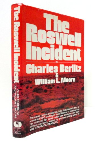 The Roswell Incident: Charles Berlitz, William