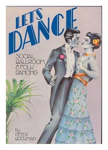 9780448220673: Let's dance: Social, ballroom, & folk dancing