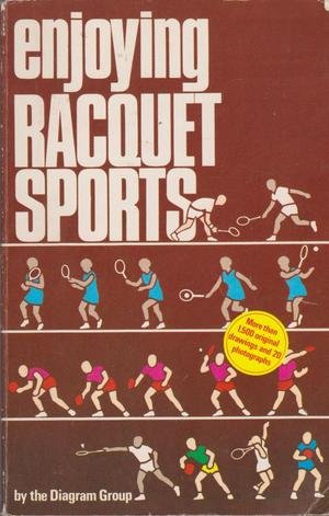 9780448221922: Enjoying racquet sports