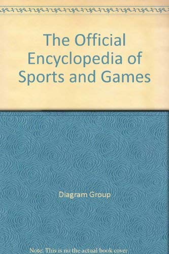 9780448222028: The Official Encyclopedia of Sports and Games