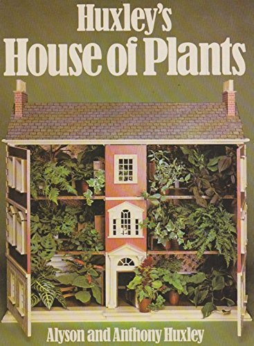 9780448224220: Huxley's house of plants
