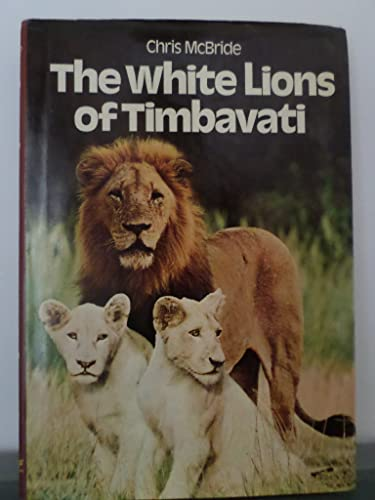 9780448226774: The White Lions of Timbavati