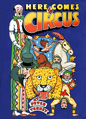 9780448231150: Here Comes the Circus