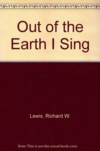 9780448260648: Out of the Earth I Sing