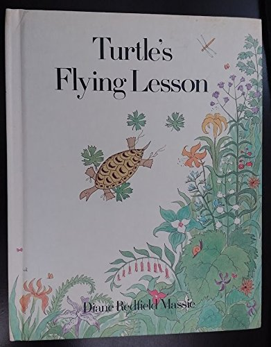 9780448262291: Turtle's Flying Lesson