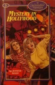 Mystery In Hollywood ( Cassandra Mystery, No: Jennifer Austin; Illustrator-Ann