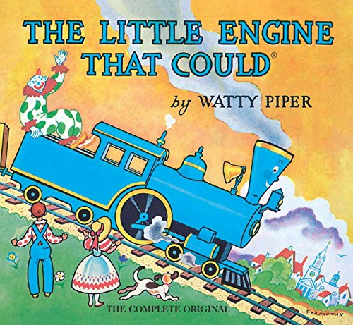 9780448400716: The Little Engine That Could mini