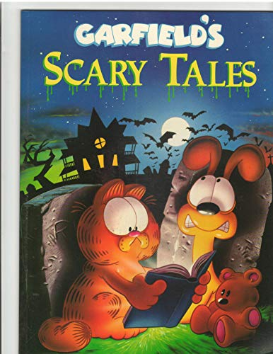 9780448401003: Garfield's Scary Tales