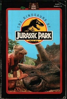 Dinosaurs Of Jurassic Park (All Aboard Reading): Larson, Wendy