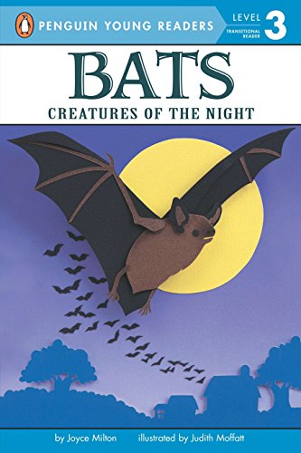 9780448401935: Bats - Creatures of the Night (All Aboard Reading: Level 2: Grades 1-3)