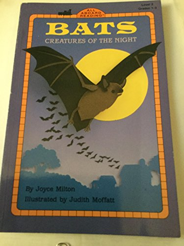 9780448401942: Bats Creatures Of Gb (All Aboard Reading : Level 2 : Grades 1-3)