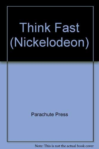 9780448402000: Think Fast (Nickelodeon)
