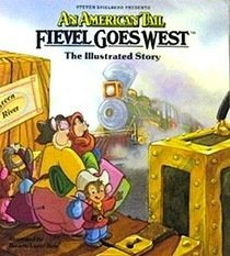9780448402116: American Tail: Fievel Goes West