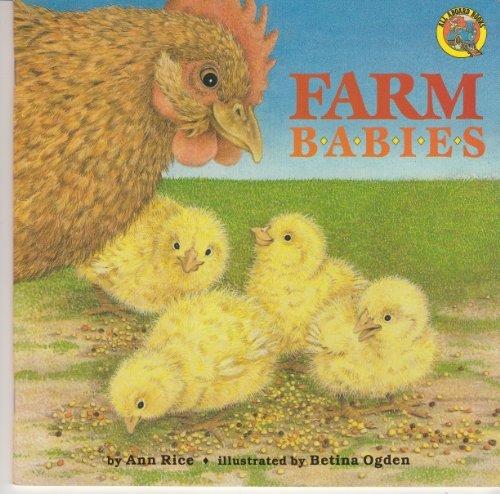9780448402123: Farm Babies (All Aboard Books)