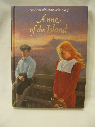 9780448403113: Anne of the Island (Illustrated Junior Library)