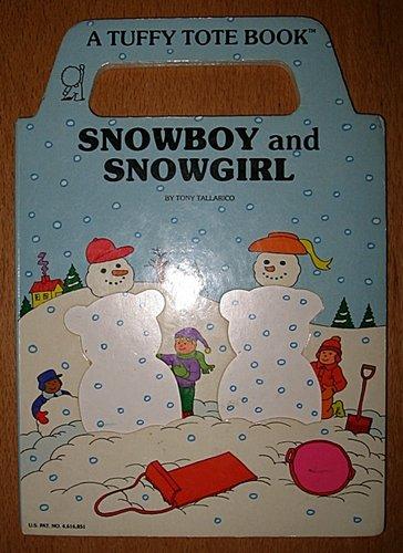 Snowboy and Snowgirl: Tony Tallarico