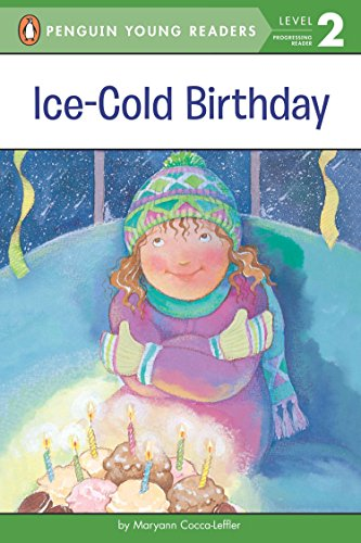 9780448403809: Ice-Cold Birthday (Penguin Young Readers, Level 2)
