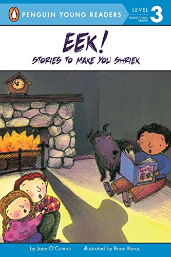 9780448403823: Eek! Stories to Make You Shriek (Penguin Young Readers, Level 3)