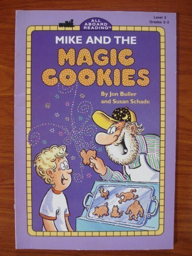 9780448403861: Mike and the magic cookies (All-Aboard Reading)