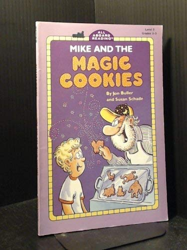 9780448403885: Mike and the Magic Cookies (All Aboard Reading)