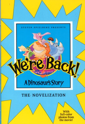 9780448404455: We're Back/the Noveli