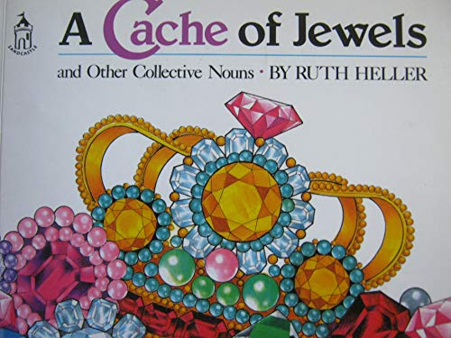 9780448404516: A Cache of Jewels (Sandcastle)