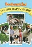 9780448404646: One Big Happy Family: Beethoven's 2nd