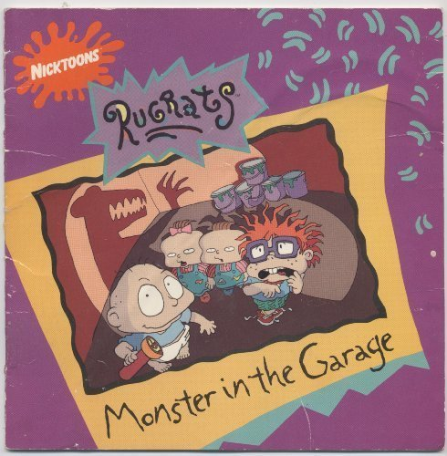 9780448405018: Rugrats Monster in the Garage (Rugrats Nicktoons)