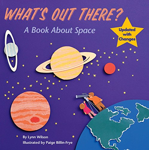 What's Out There?: A Book about Space (Reading Railroad): Wilson, Lynn