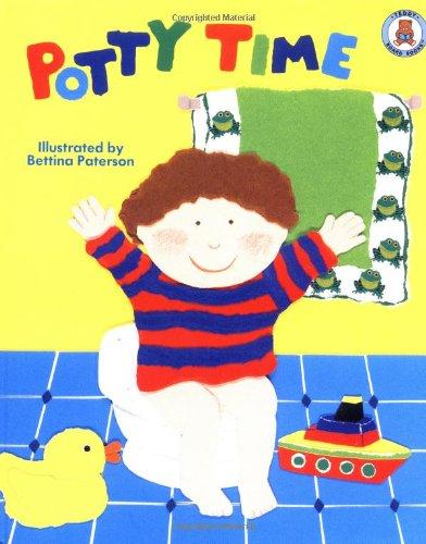9780448405391: Potty Time (Teddy Board Book)