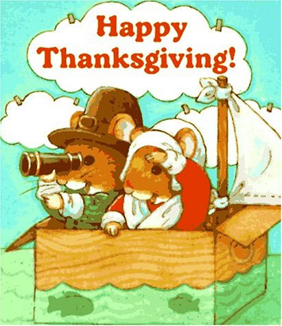 9780448405520: Happy Thanksgiving! (Wee Pudgy Books)