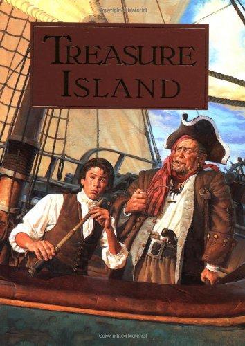 Treasure Island (Illustrated Junior Library): Robert Louis Stevenson