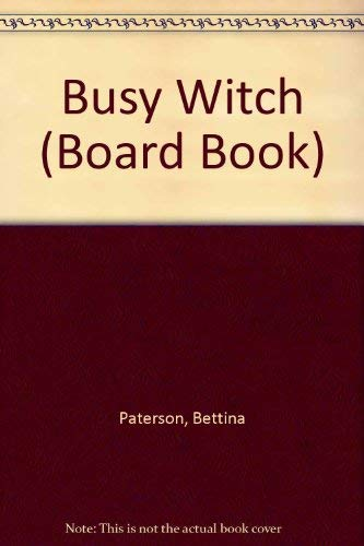 9780448405735: Busy Witch (Board Book)