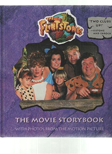 9780448407258: The Flintstones The Movie Storybook