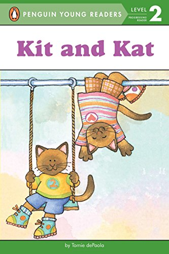 9780448407487: Kit and Kat (Penguin Young Readers, Level 2)